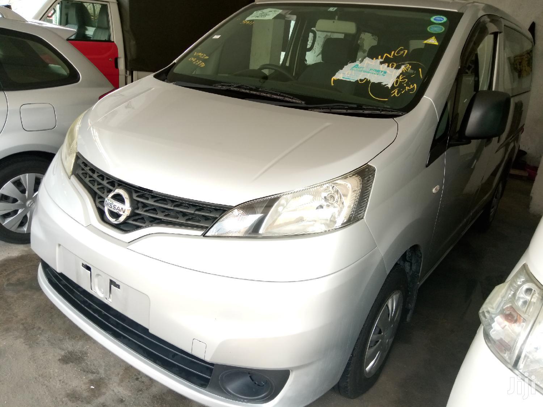 Nissan Vanette 2013 Silver