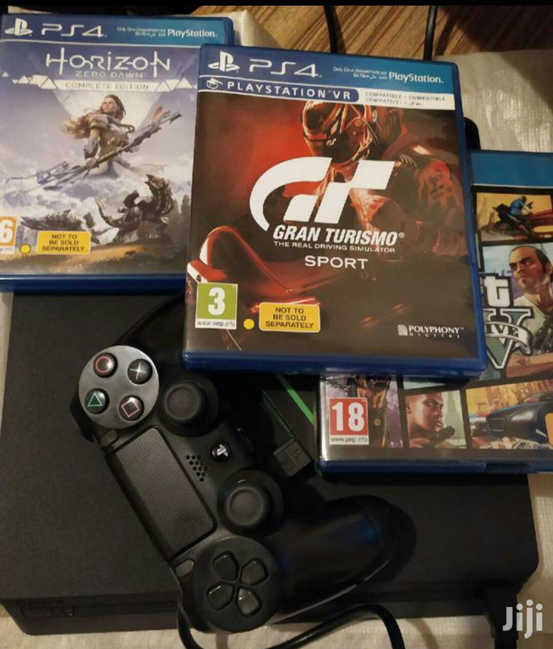 Used PS 4 Console