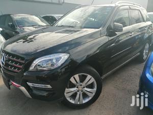 Mercedes-Benz M Class 2012 Black   Cars for sale in Mombasa, Mvita