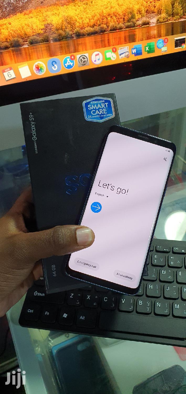 Archive: Samsung Galaxy S9 64 GB Blue