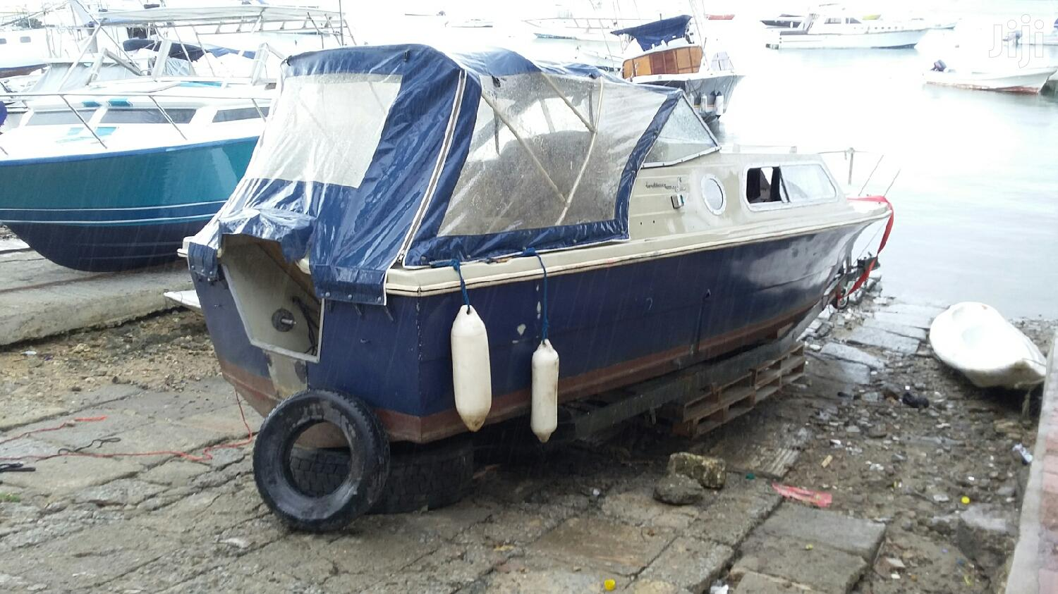 Archive: Ex-uk Water Boat