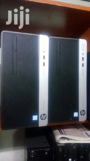Desktop Computer HP ProDesk 400 G4 4GB Intel Core i5 HDD 500GB