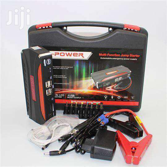 Emergency Kit Car Power Bank/ And Car Jump Starter