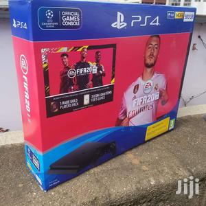 Playstation 4 Slim 500gb With Fifa 20 Game Ps4 Plus Fifa20 | Video Game Consoles for sale in Nairobi, Nairobi Central