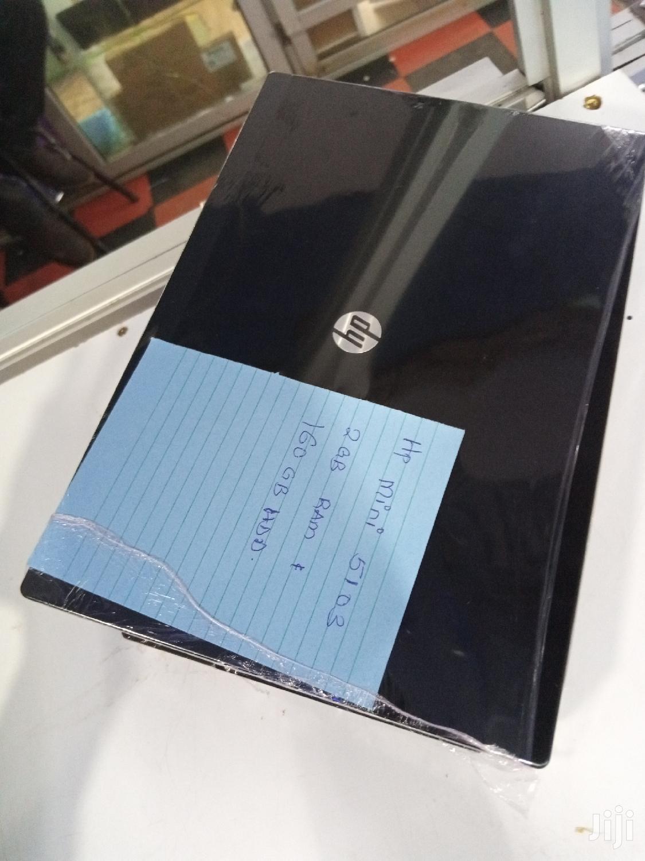 Archive: Laptop HP Mini 5103 2GB Intel HDD 160GB