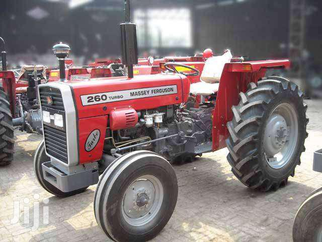 Massey Ferguson Tractors Different Models/Drives ( 2WD/4WD ) And Hp (