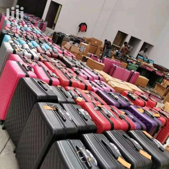 Hardcover Plastic Suitcases