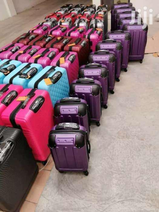 Hardcover Plastic Suitcases | Bags for sale in Nairobi Central, Nairobi, Kenya