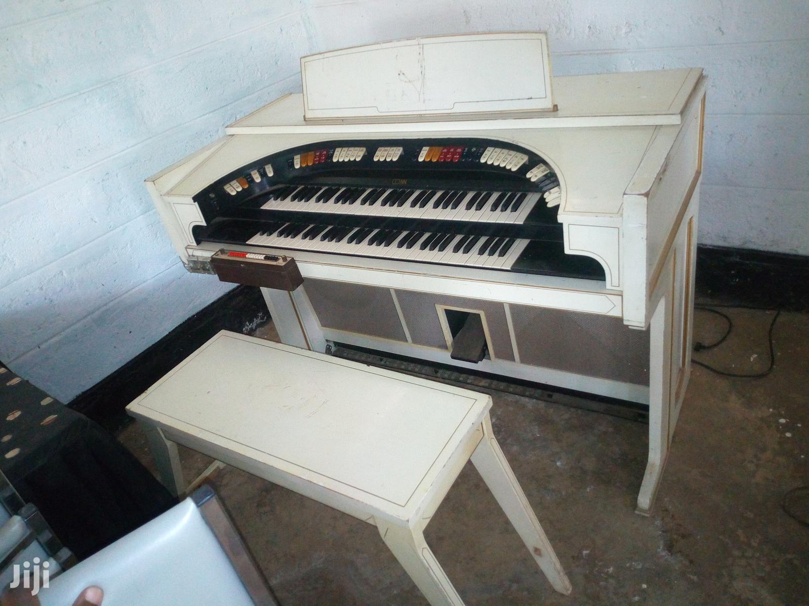 Archive: The Conn Organ Musical Equipment
