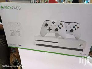 Xbox 1S 1TB With Two Pads , New Sealed   Video Game Consoles for sale in Nairobi, Nairobi Central