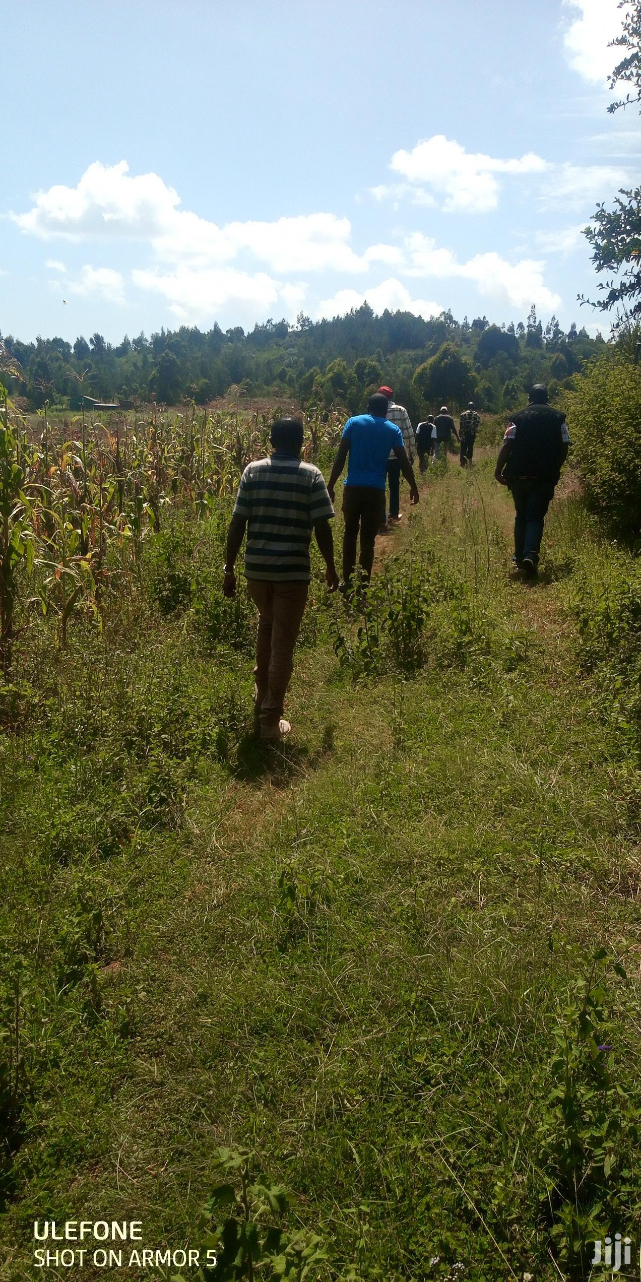 Archive: 1 Acre Of Land For Sale In Kikuyu Kamangu