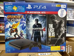 Playstation 4 1tb Ps4 With 3 Games Free | Video Game Consoles for sale in Nairobi, Nairobi Central