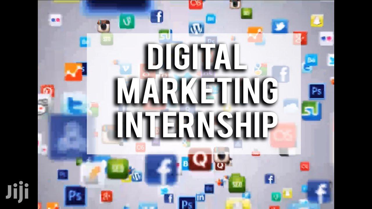 Archive: Digital Marketing Internship