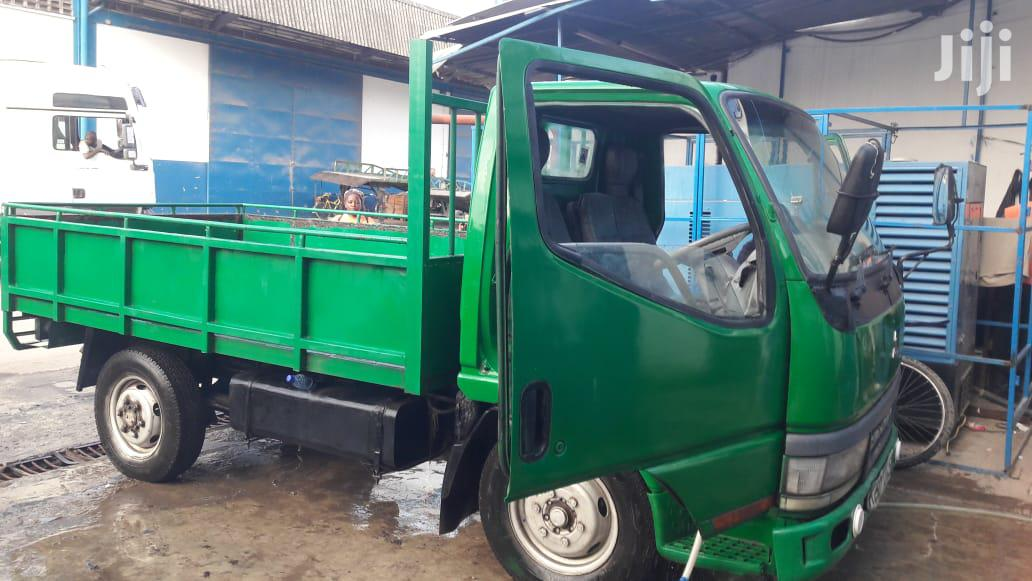 Mitsubishi Canter 2004 Green | Trucks & Trailers for sale in Kisauni, Mombasa, Kenya