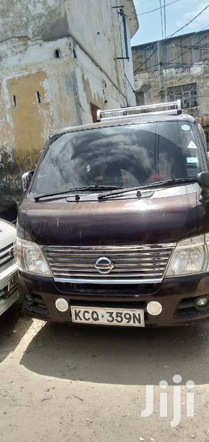 Nissan Caravan 2011 Brown   Buses & Microbuses for sale in Mombasa, Kisauni
