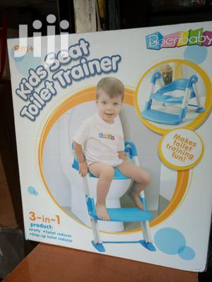 3 in 1 Kids Seat Toilet Trainer Potty | Baby & Child Care for sale in Nairobi, Nairobi Central