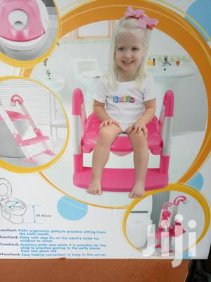 Foldable 3 in 1 Kids Seat Toilet Trainer Potty | Baby & Child Care for sale in Nairobi, Nairobi Central