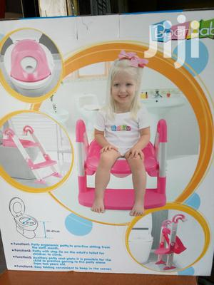 3 in 1 Foldable Kids Seat Toilet Trainer Potty | Baby & Child Care for sale in Nairobi, Nairobi Central