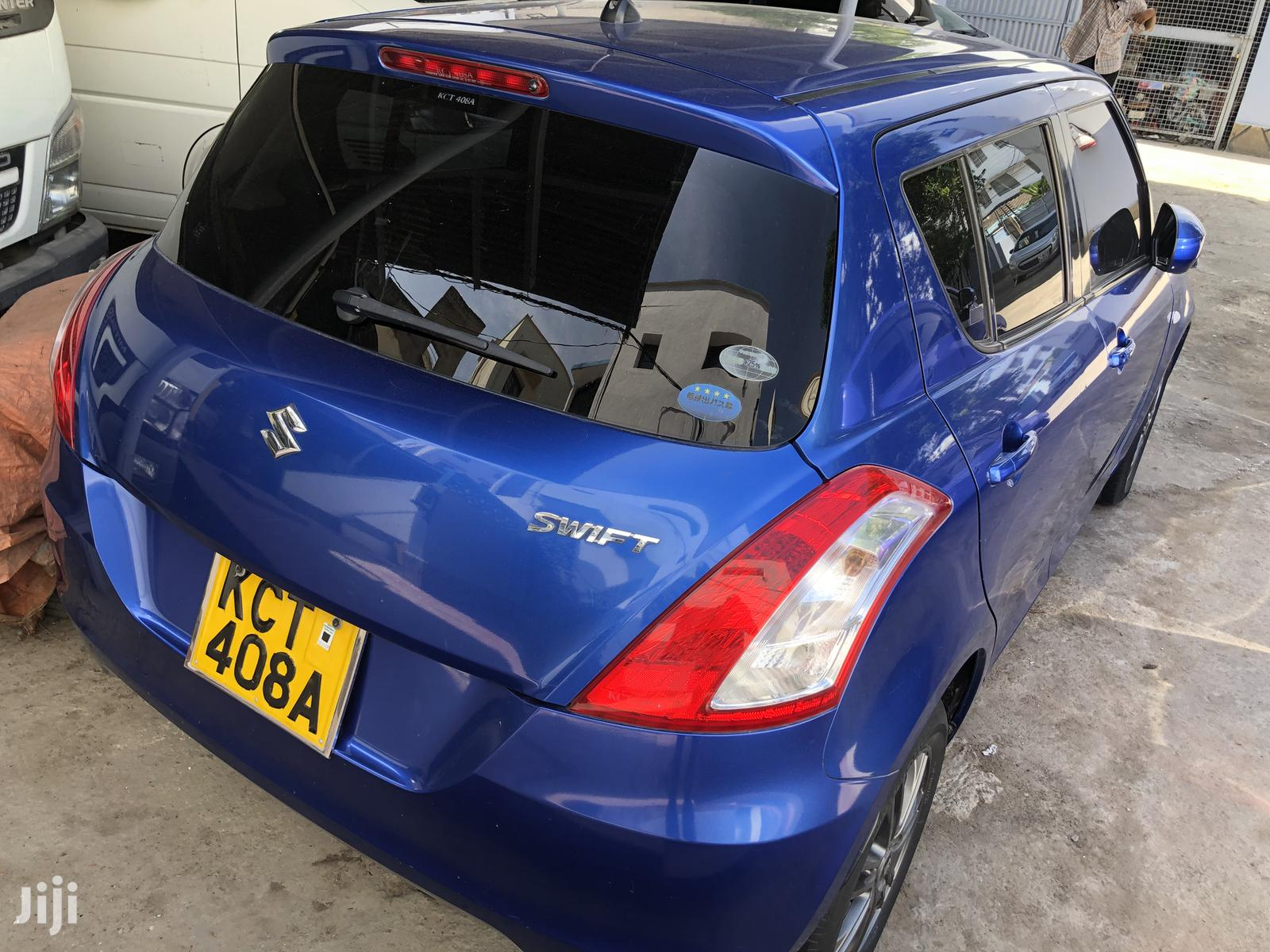 Suzuki Swift 2011 1.4 Blue | Cars for sale in Tudor, Mombasa, Kenya