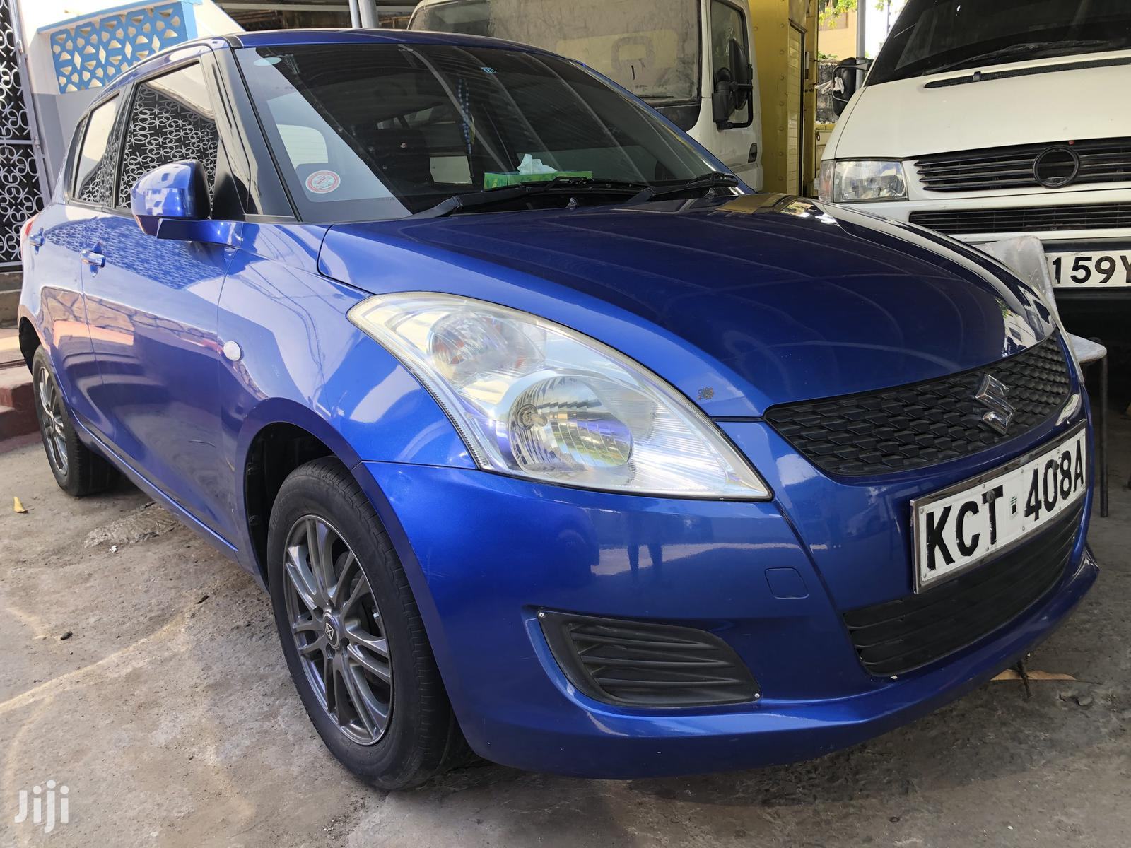 Suzuki Swift 2011 1.4 Blue