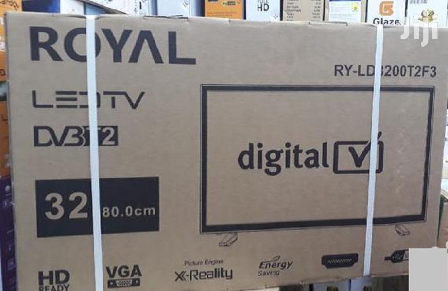 Archive: Royal Digital LED HD Tv 32 Inch