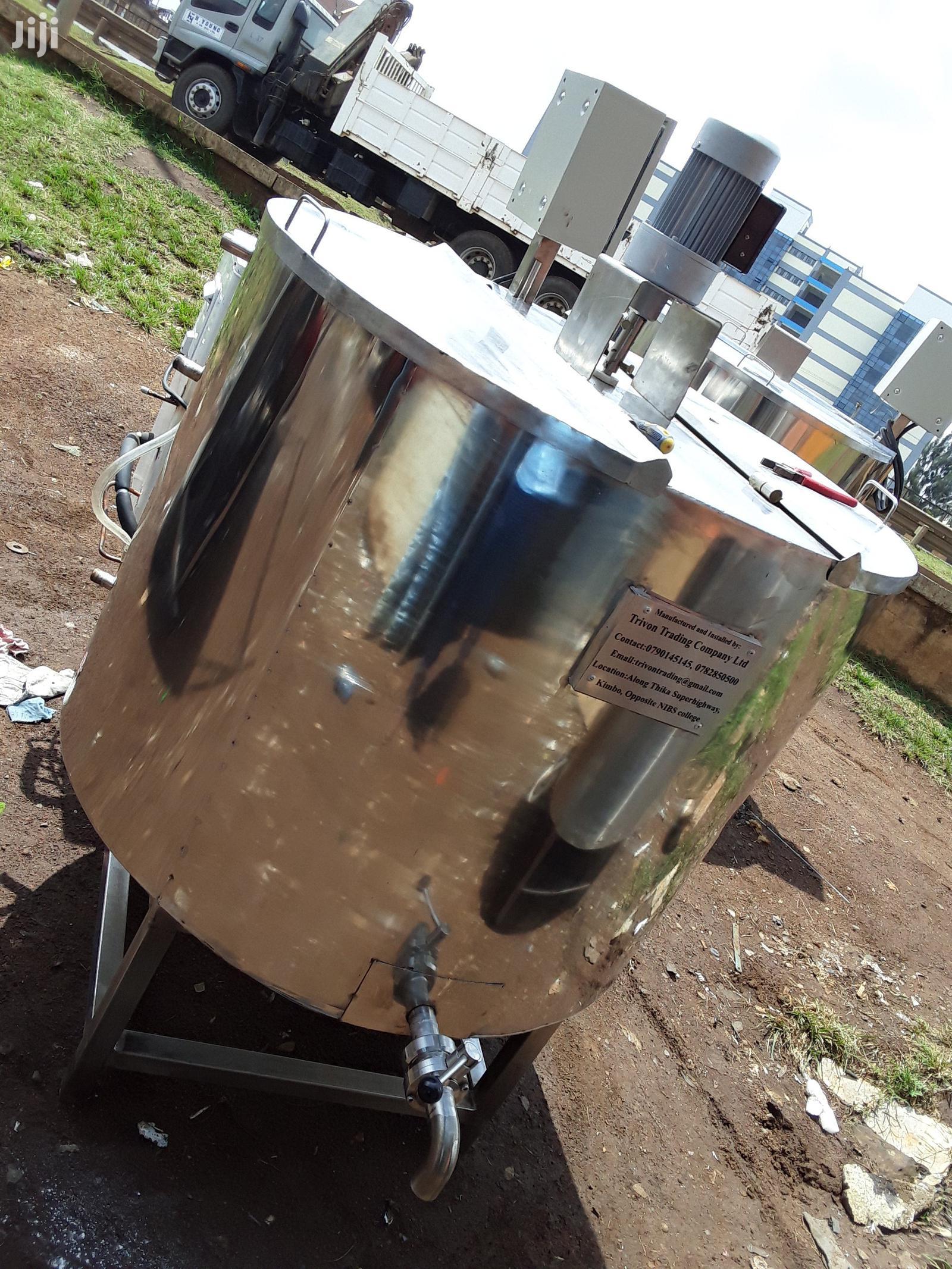 Batch Milk Pasteurizer/Boiler | Farm Machinery & Equipment for sale in Ruiru, Kiambu, Kenya