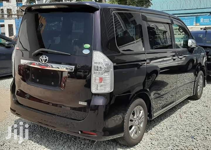 Toyota Voxy 2013 Black | Buses & Microbuses for sale in Mvita, Mombasa, Kenya