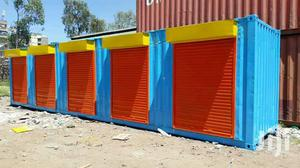 Dry/Fabricated Containers | Manufacturing Equipment for sale in Nairobi, Zimmerman