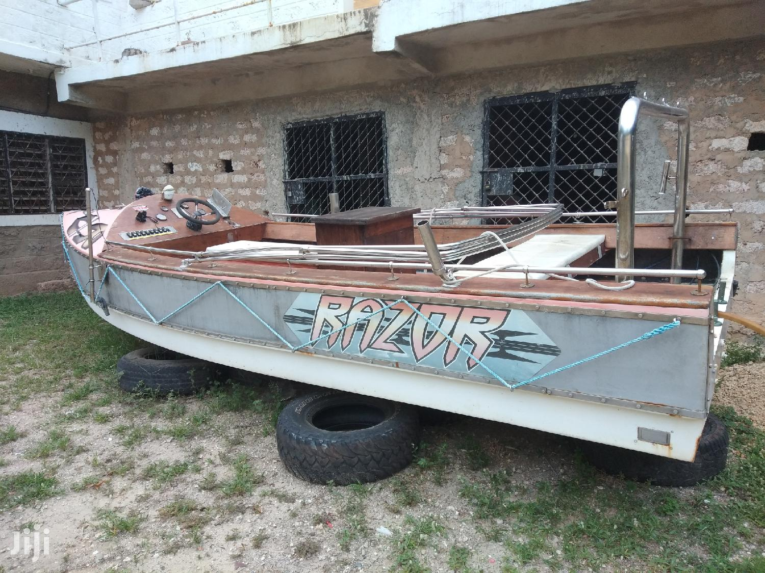 Archive: 20ft X 7.5ft Hull Rescue Boat