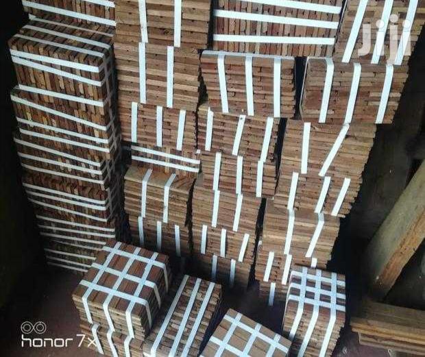 Archive: Mahogany Wooden Floor