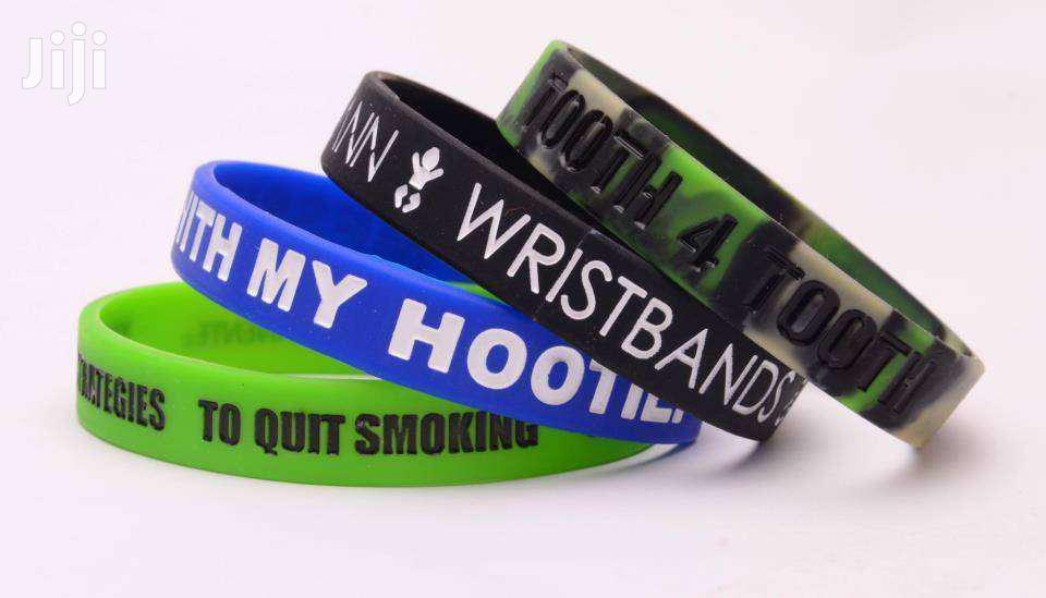 Archive: Silicone Rubber Wristbands