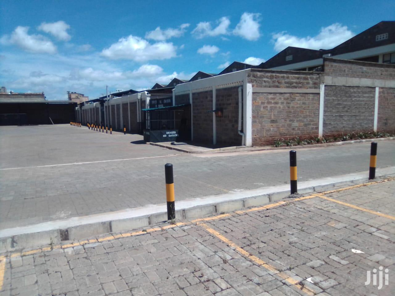 Warehouse On A 3 Acre Plot Airport Rd And Office Spaces | Commercial Property For Rent for sale in Embakasi, Nairobi, Kenya