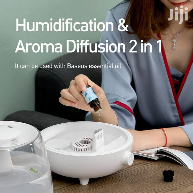 Baseus 2.4L Desktop Humidifier - Essential Oil Diffuser / Aromatherapy | Home Appliances for sale in Parklands/Highridge, Nairobi, Kenya