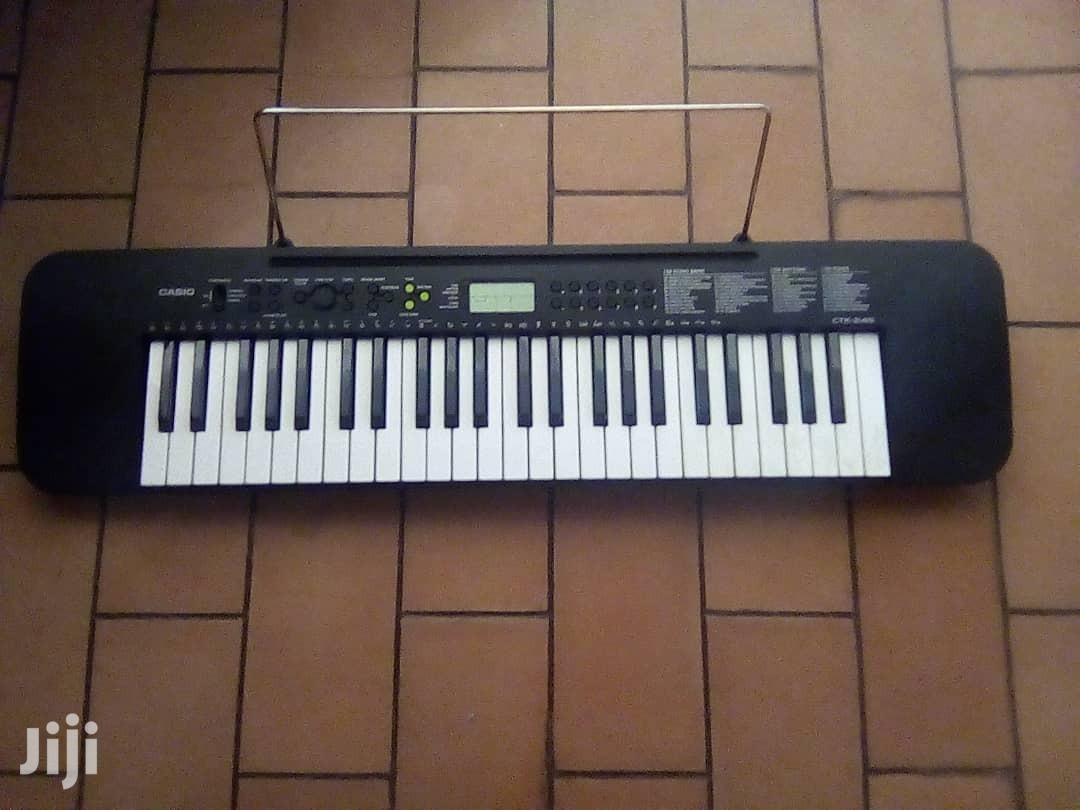 Archive: Casio Keyboards Ctk 245