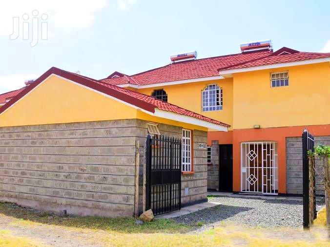 Kitengela Gardens 3 Bdr + DSQ Townhouses for Sale