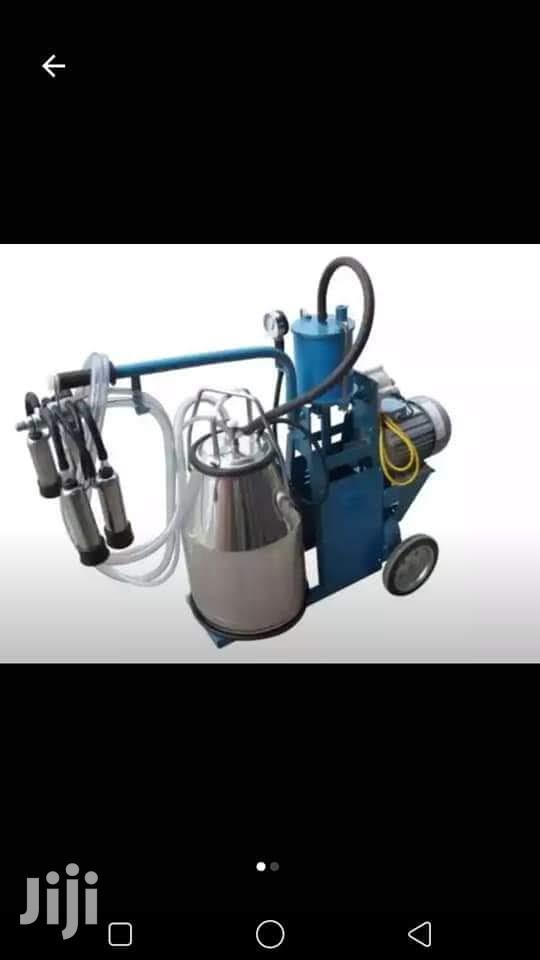 Single Bucket Milking Machine | Farm Machinery & Equipment for sale in Kwa Reuben, Nairobi, Kenya