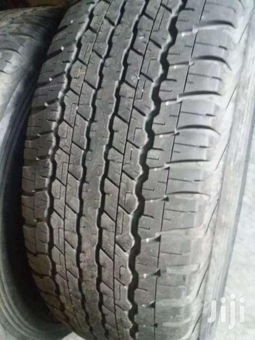 285/60/18 Dunlop's Tyre's Is Made In Japan