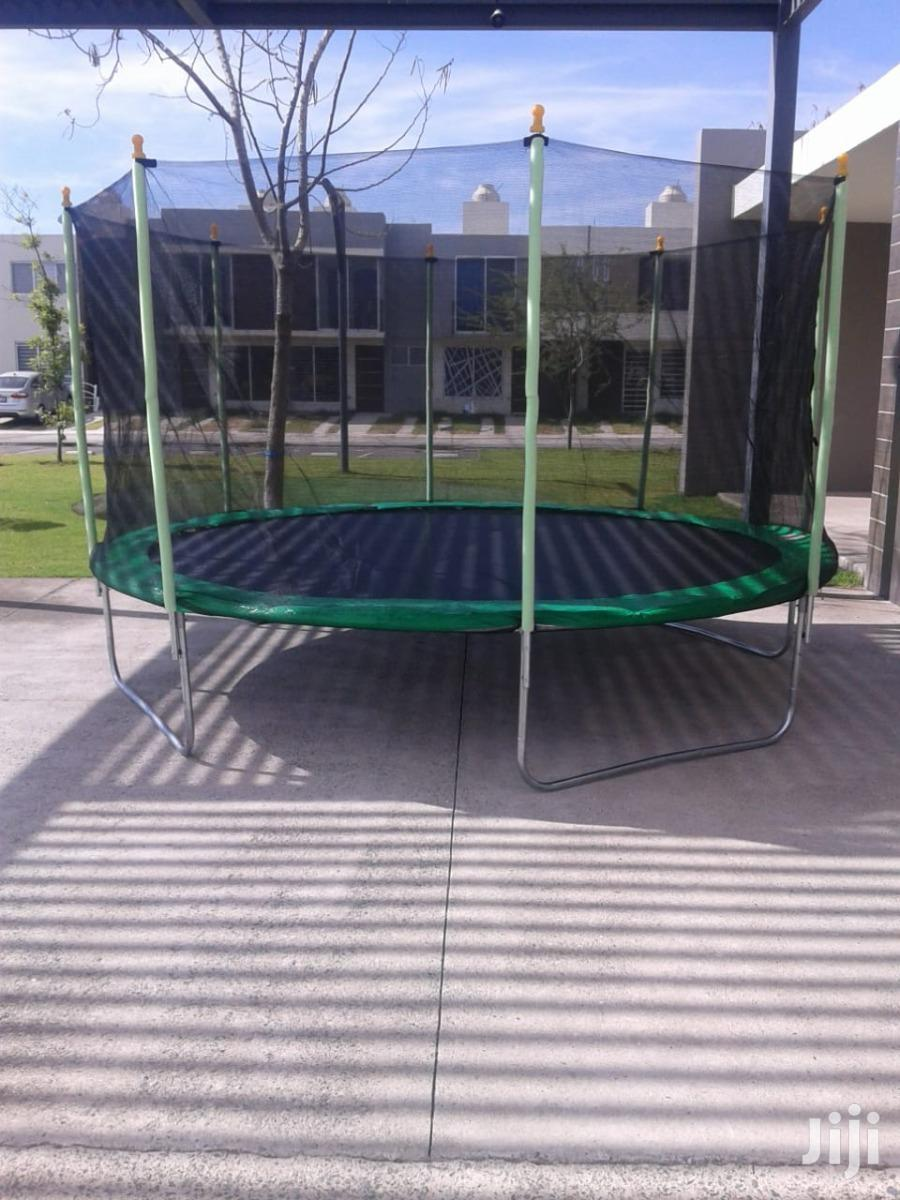 Archive: 12 And 16 Feet Trampolines