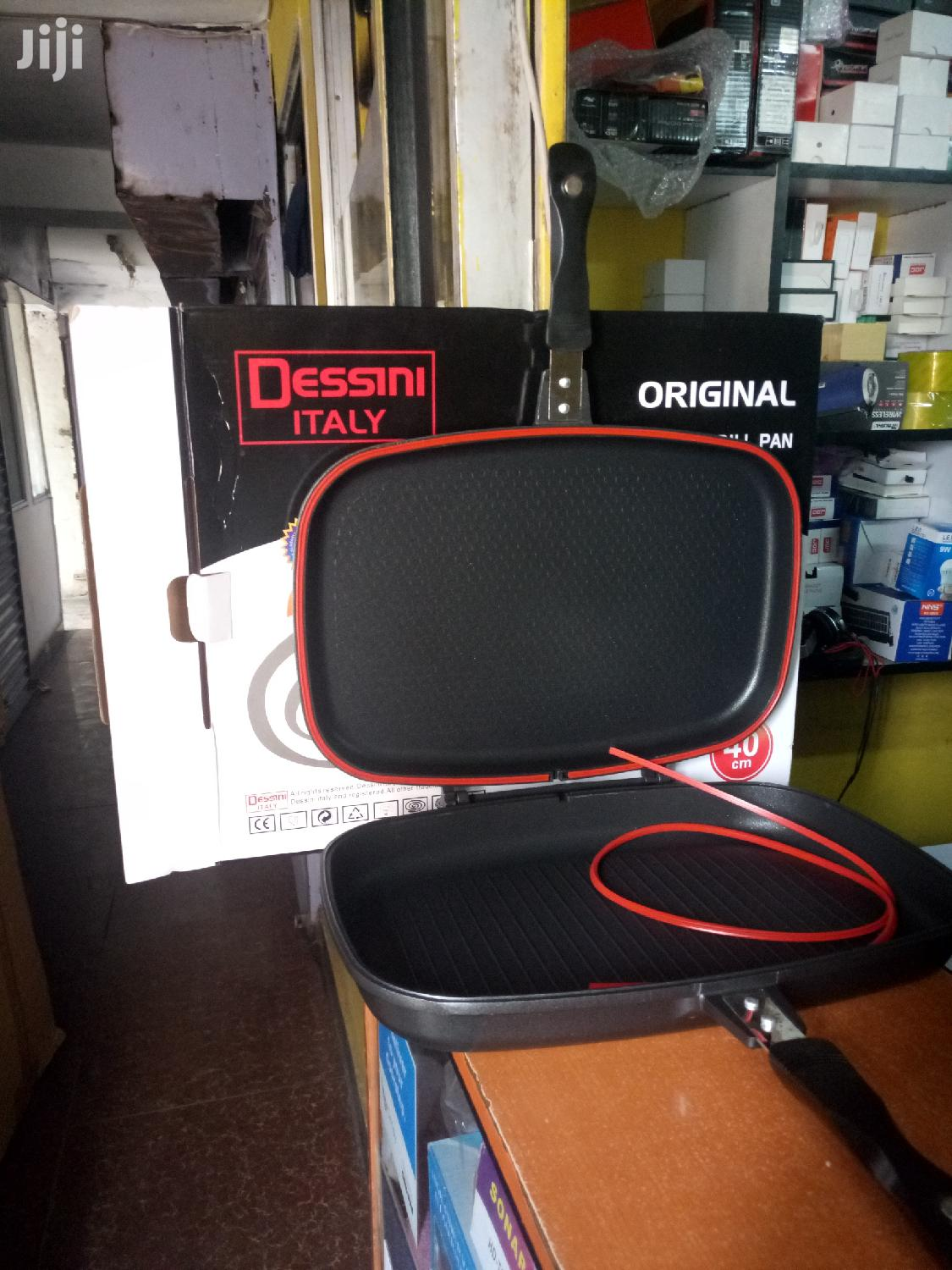 Super Durable Double Grill Pan 40cm   Kitchen & Dining for sale in Nairobi Central, Nairobi, Kenya