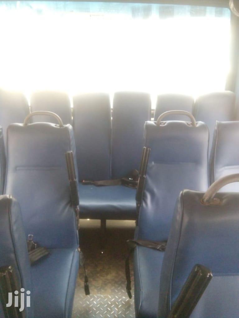 Archive: Bus Isuzu NKR KBQ 1997
