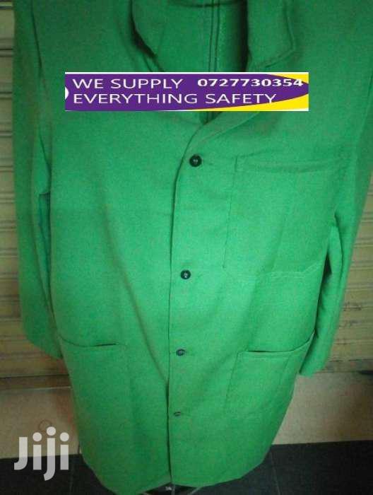 Archive: Green Dust Coats