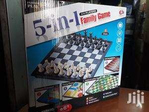 5 in 1 Family Game With Snake and Lader Chinese Checkers   Books & Games for sale in Nairobi, Nairobi Central