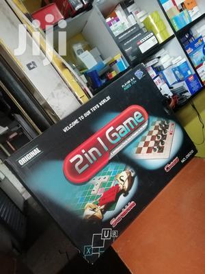 2 In 1 Chess & Scrabble Set | Books & Games for sale in Nairobi, Nairobi Central