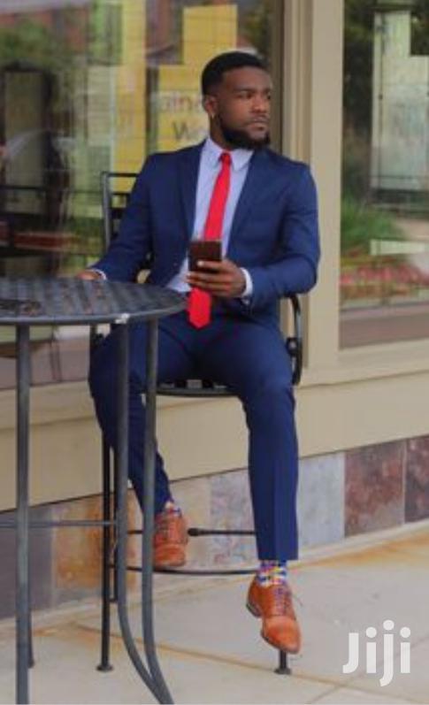 Customade Slim Fit Suit