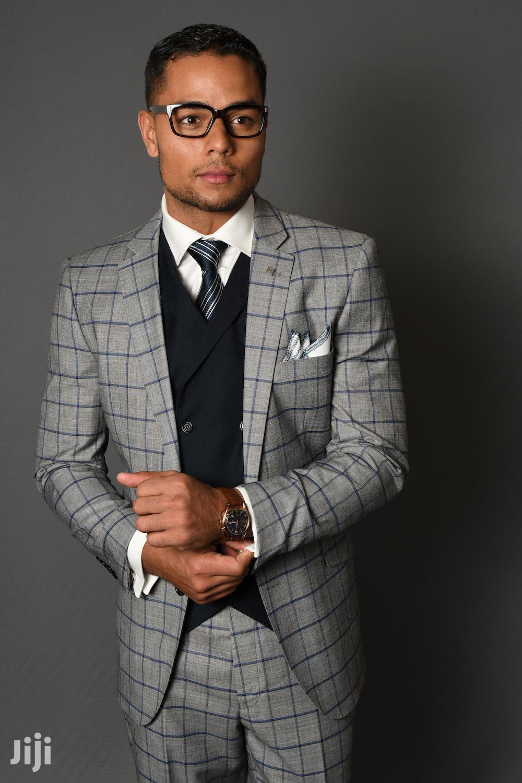Customade Slim Fit Suit   Clothing for sale in Nairobi Central, Nairobi, Kenya