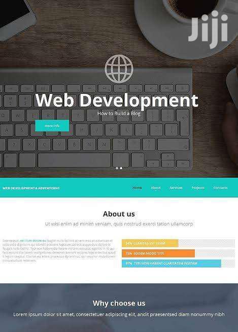 Archive: Website Development