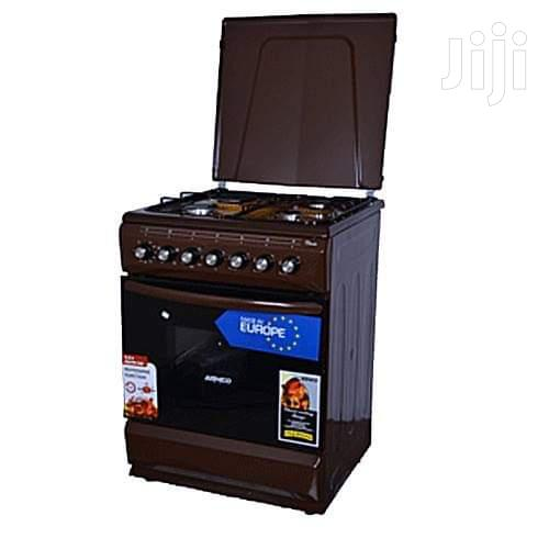 Armco Free Standing Cooker Ove Ln 60cm X 60cm. 3 Gas 1 Electric