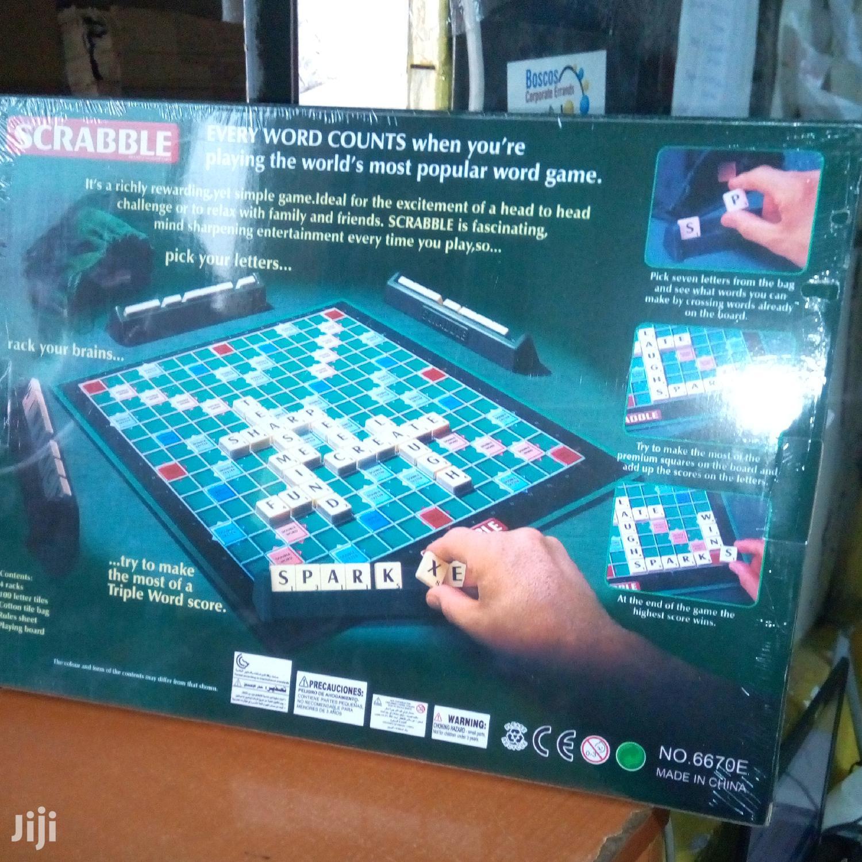 Scramble Most Popular Word Game