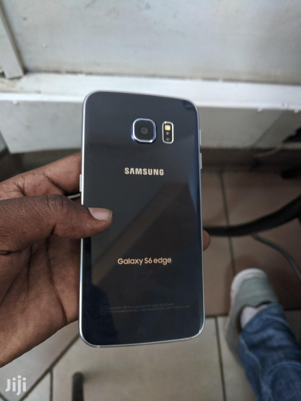 Archive: Samsung Galaxy S6 Edge 64 GB Blue