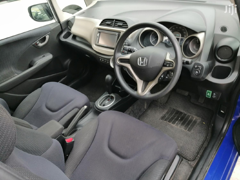 Honda Fit 2012 Blue   Cars for sale in Mvita, Mombasa, Kenya